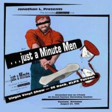 just a minute men